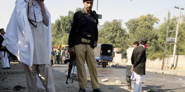Doden door ontploffing op begrafenis Pakistan