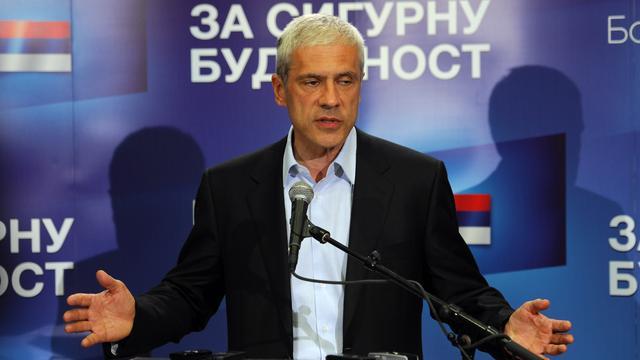 Ex-president Tadic formateur Servië