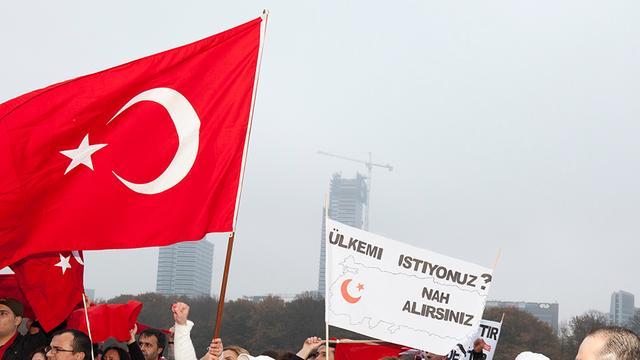Gevechten PKK en leger Turkije