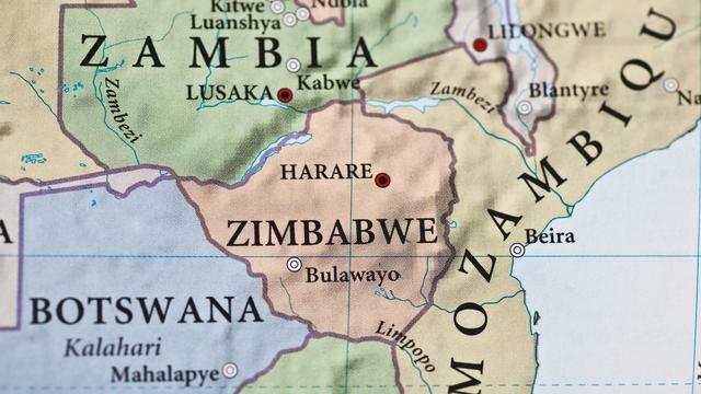 Ernstig busongeluk in Zimbabwe