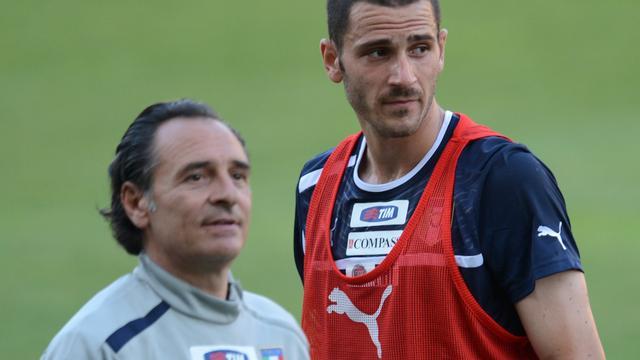 Ook Bonucci verdachte in omkoopschandaal Italië