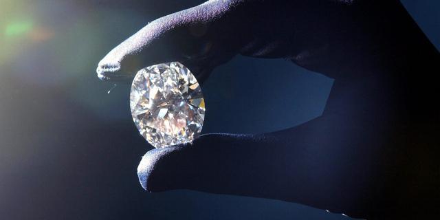 'Enorme buit bij diamantroof Antwerpen'