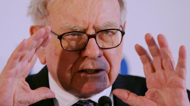 Lunch met Buffett kost 'slechts' 1 miljoen