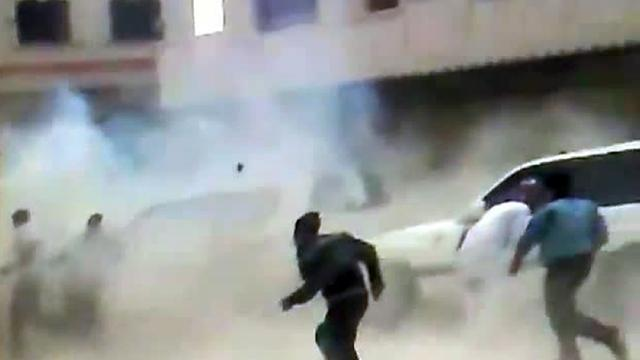 'Oliepijpleiding in Syrië opgeblazen'
