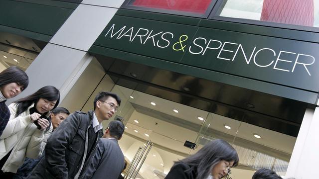 Marks and Spencer probeert het weer in Frankrijk