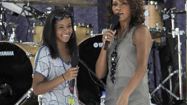 Dochter Whitney Houston vertrouwt Oprah