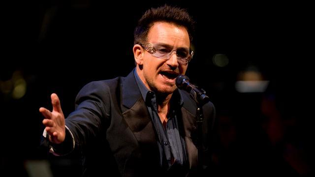 Bono weigert eredoctoraat