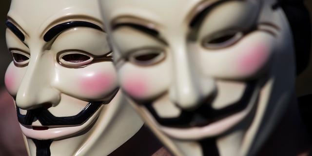 Uploadsite niet van Anonymous