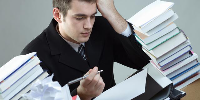6 procent Nederlanders werkt onder niveau