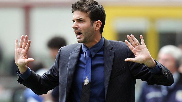 Inter gaat definitief door met Stramaccioni