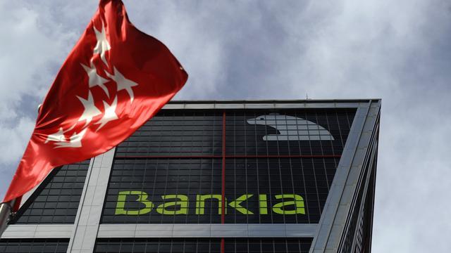 Spanje verkoopt belang in Bankia