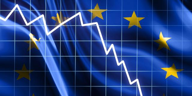 Europa in 'milde' recessie