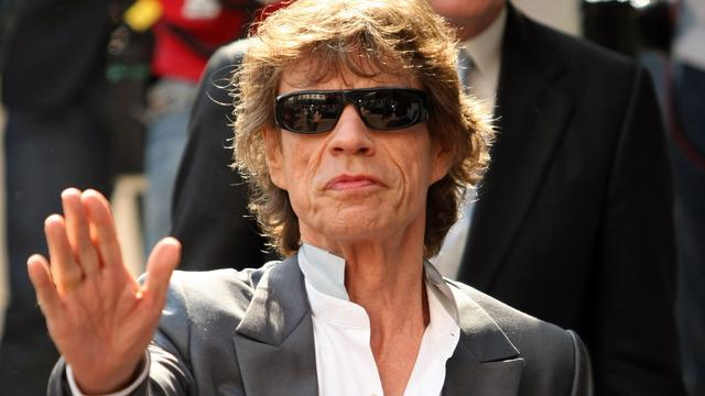 Mick Jagger werkt aan James Brown-film