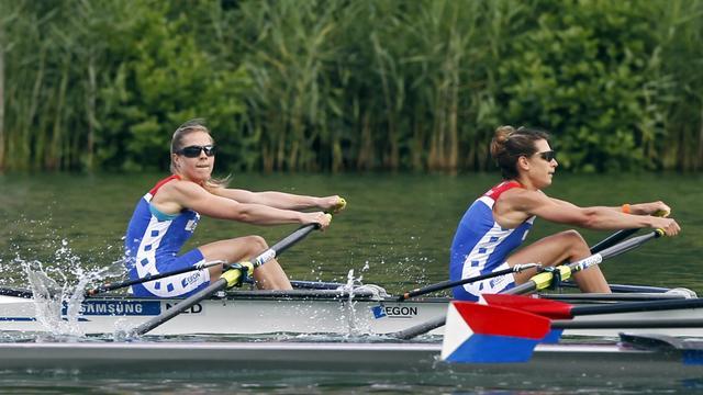 Drie Nederlandse roeiteams plaatsen zich voor Spelen