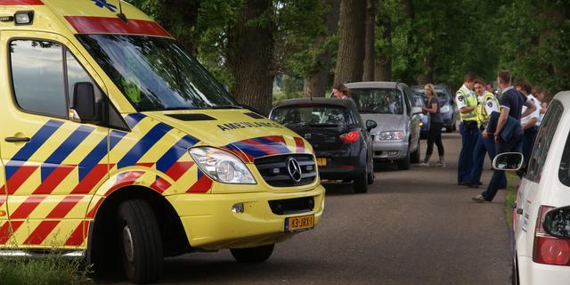 Drie zwaargewonden door ongeval in Chaam