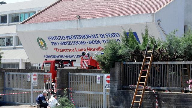Verdachte bomaanslag Italië vrijgelaten