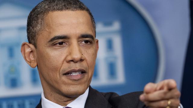 Obama tegen wetsvoorstel online beveiliging