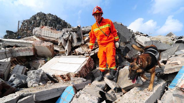 Doden bij explosie in zuidwesten China