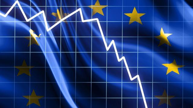 Euro zakt naar laagste punt in 21 maanden