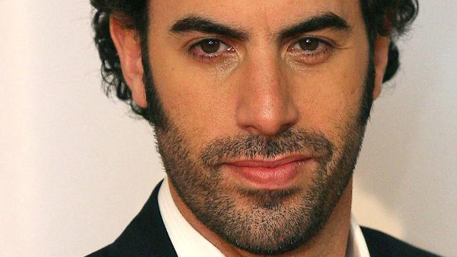 Sacha Baron Cohen vreest herkenning