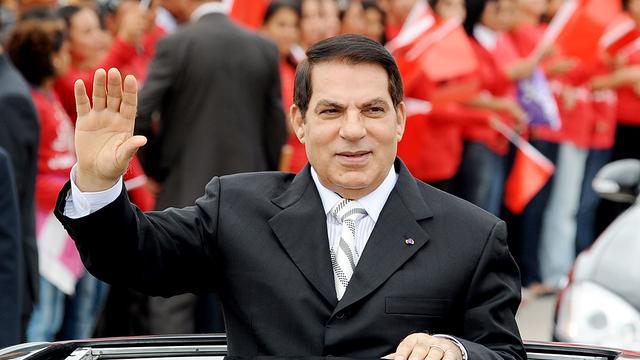 Beslag op auto's en jachten van Ben Ali