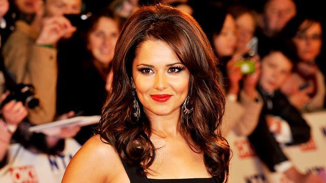 'Cheryl Cole in beeld bij American Idol'