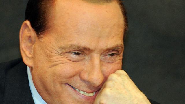 Berlusconi wil geen premier meer worden