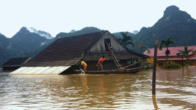 Acht 14-jarige meisjes verdronken in Vietnam