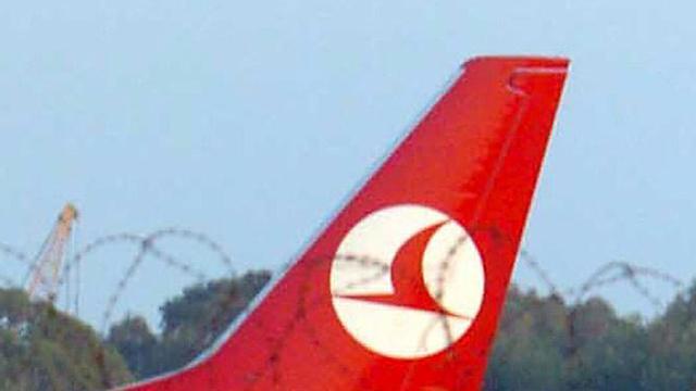 Ontvoerde piloten Turkish Airlines weer vrij