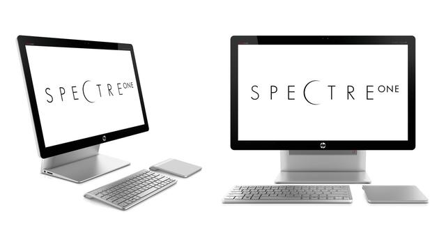 All-in-one-pc HP Spectre One heeft geen touchscreen