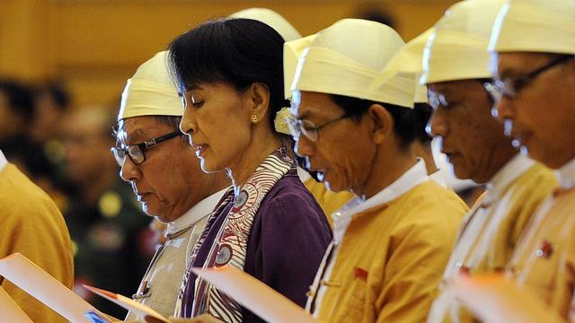 Aung San Suu Kyi houdt alsnog Nobeltoespraak