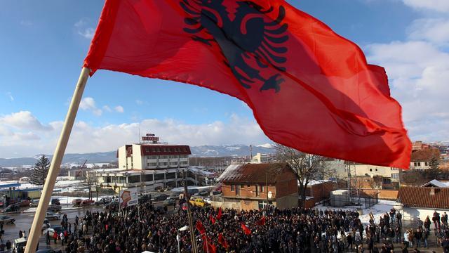 Hevige rellen in Kosovo