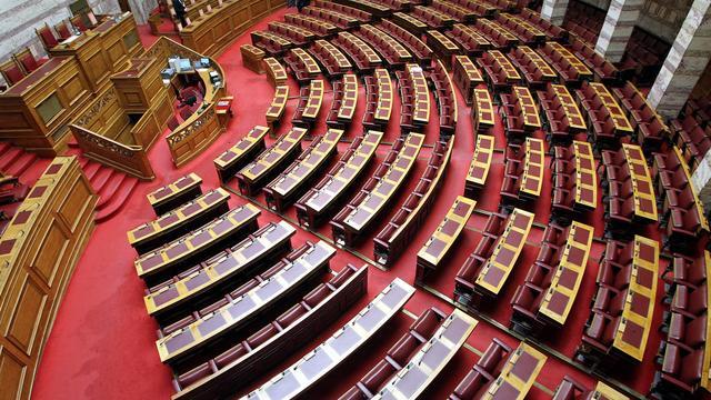 Grieks parlement achter extra bezuinigingen