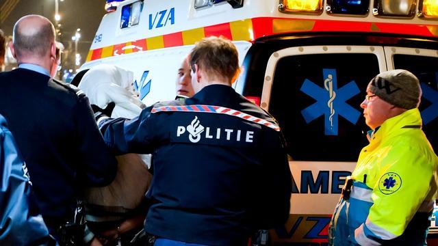 Inspectie waarschuwt Ambulance Amsterdam