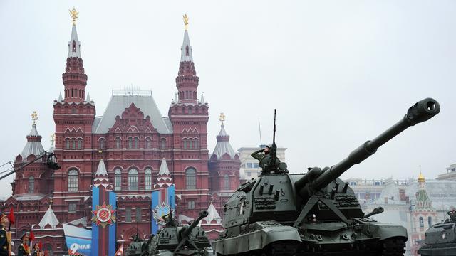 Rusland test nieuwe intercontinentale raket