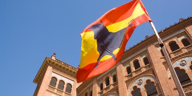 'Krimp Spaanse economie houdt aan'