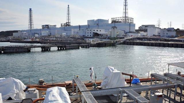 Stralingsniveau in Japanse kustwateren laag