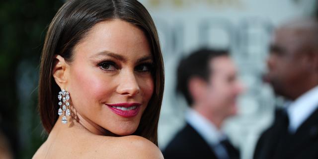 'Sofia Vergara wegens ziekenhuisopname niet bij Oscars'
