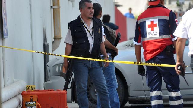 Verdachten opgepakt na casinomoorden Mexico