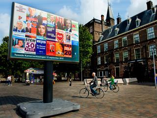 Deskundigen zien mogelijk nadeel voor PvdA bij regenachtig weer