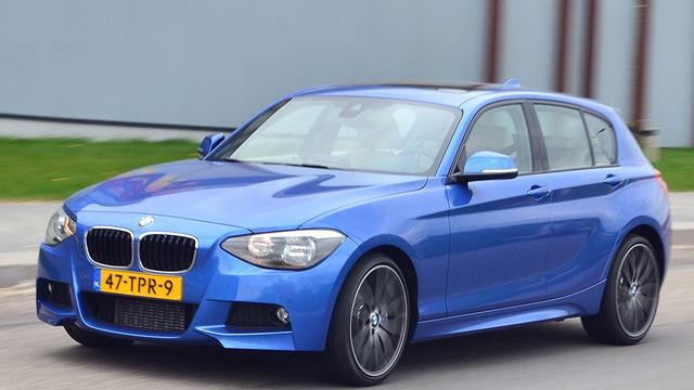 BMW overweegt ontwikkeling 1-serie sedan