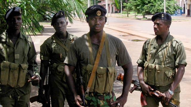 EU straft coupplegers Guinee-Bissau