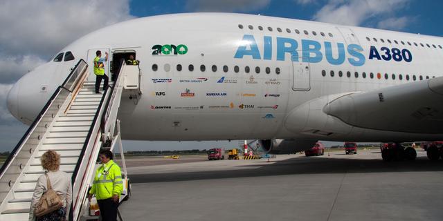 'Order Airbus Kuwait Airways gaat gewoon door'