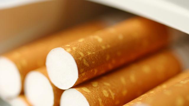 Dure pond zit Imperial Tobacco dwars