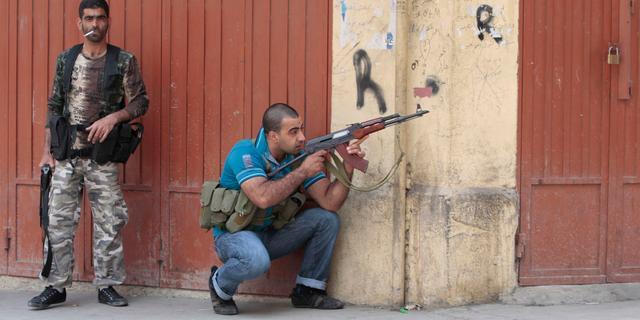 Weer aanval Syrische leger in Houla