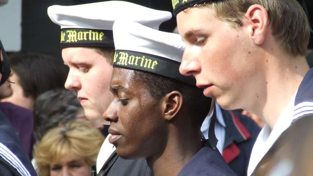 Nederlands marineschip redt drenkelingen VS