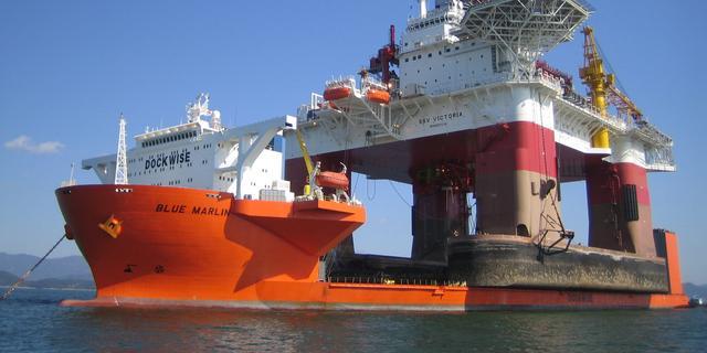 Dockwise vergroot aandeel in Noorse concurrent