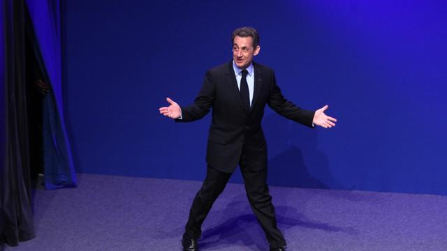 Profiel Nicolas Sarkozy