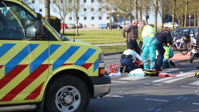 Meisje (4) in Urk overleden na aanrijding