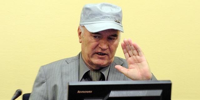 'Mladic fit genoeg voor rechtszaak'
